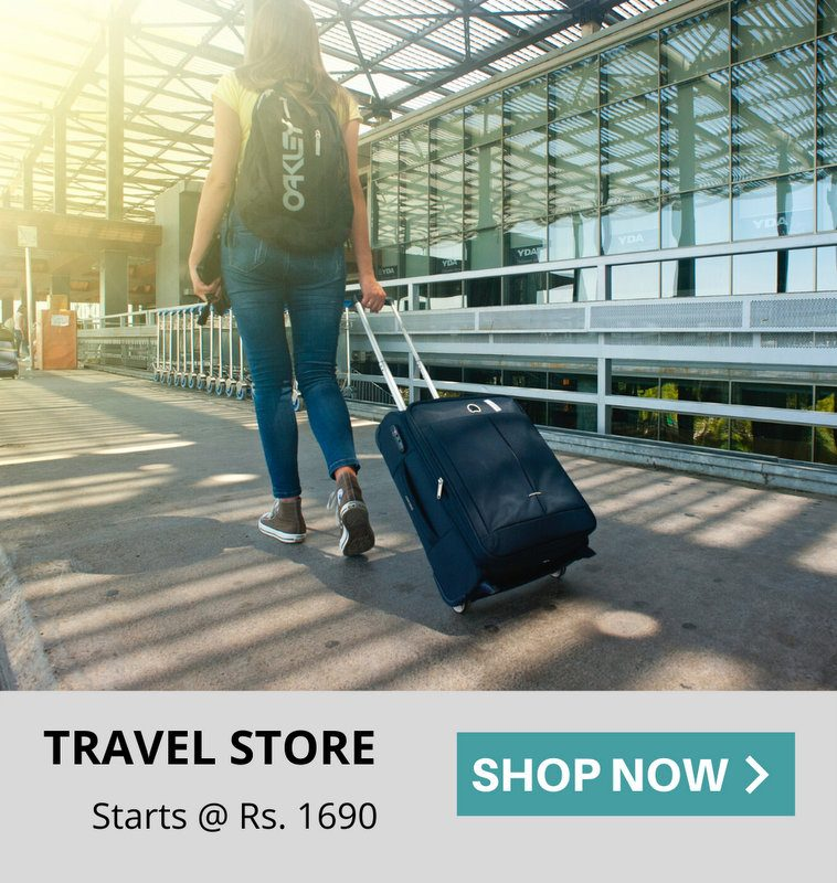 Travel Store Trending 2  Home Page