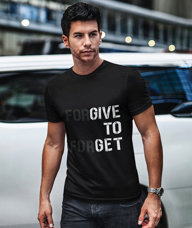 forgive to forget black t shirt 1 Home Page