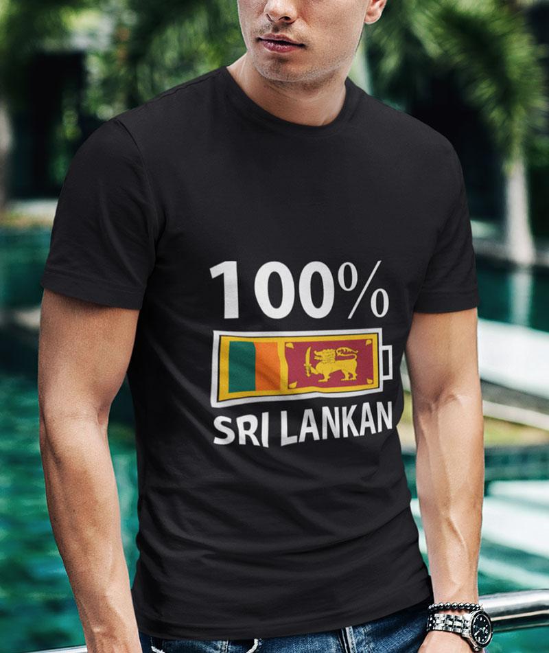 100 Sri Lankan Black Wonderful T Shirt Sri Lanka Home Page