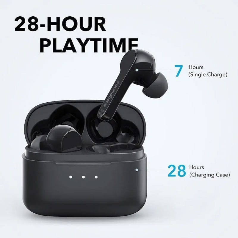 Anker Liberty Air Total Wireless Earphones 1 min Home Page