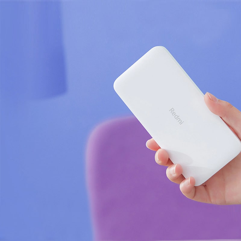Xiaomi Redmi Power Bank 04 Home Page